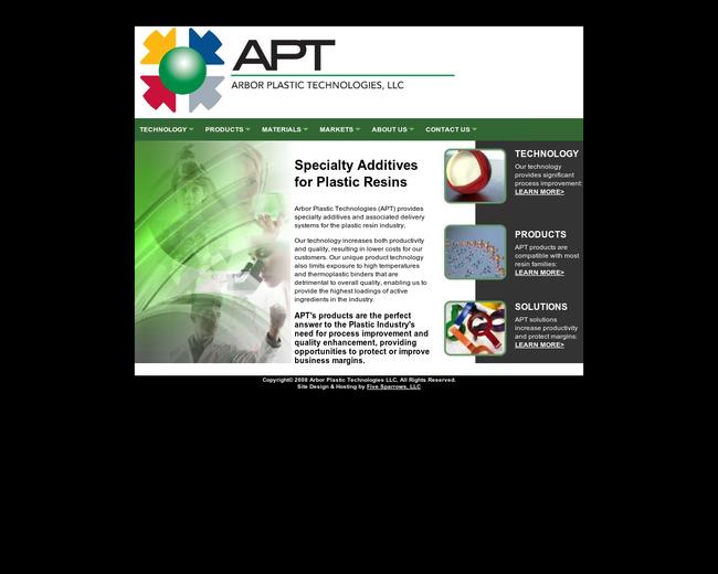 Arbor Plastic Technologies