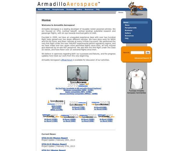 Armadillo Aerospace