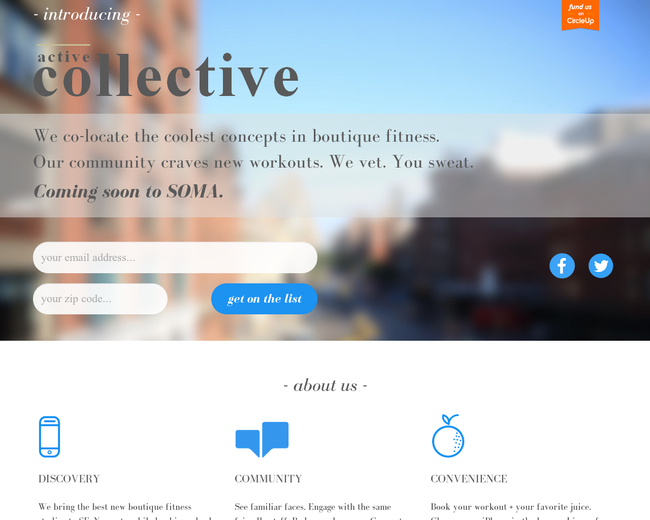 Active Collective