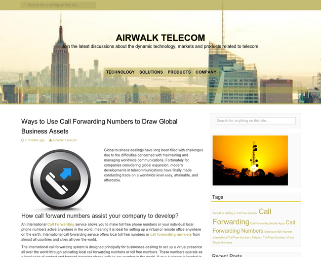 AirWalk Communications