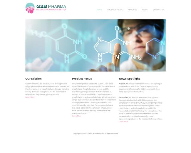 G2B Pharma