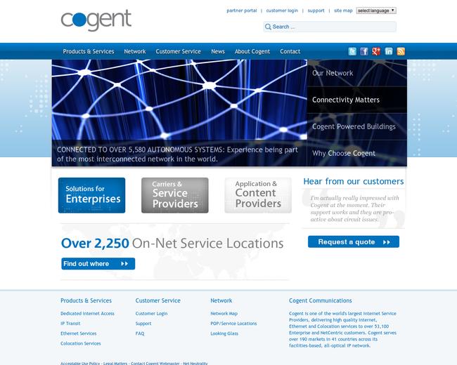 Cogent Communications Group
