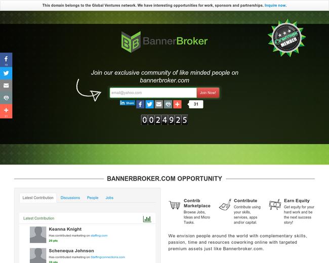 BannerBroker