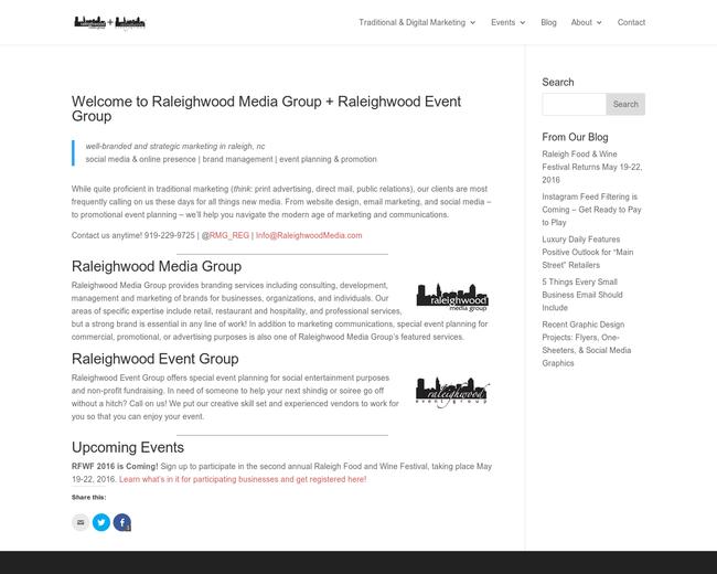 Raleighwood Media Group