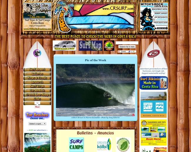 CR Surf Travel Company
