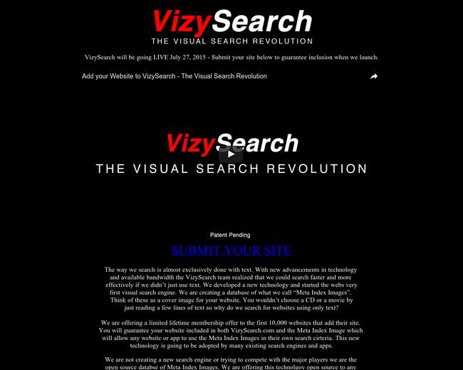 VizySearch