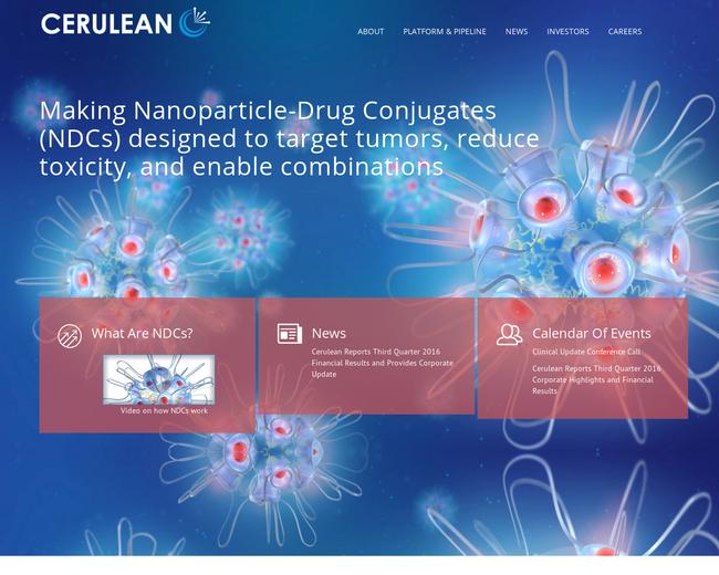 Cerulean Pharma