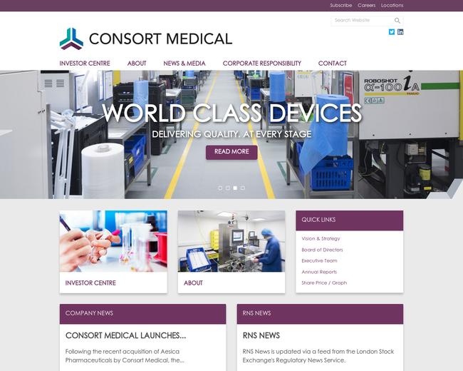 Consort Medical