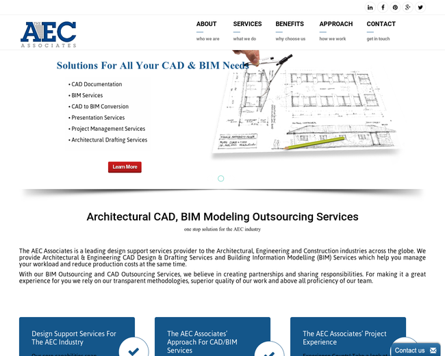 The AEC Associates | CAD Services
