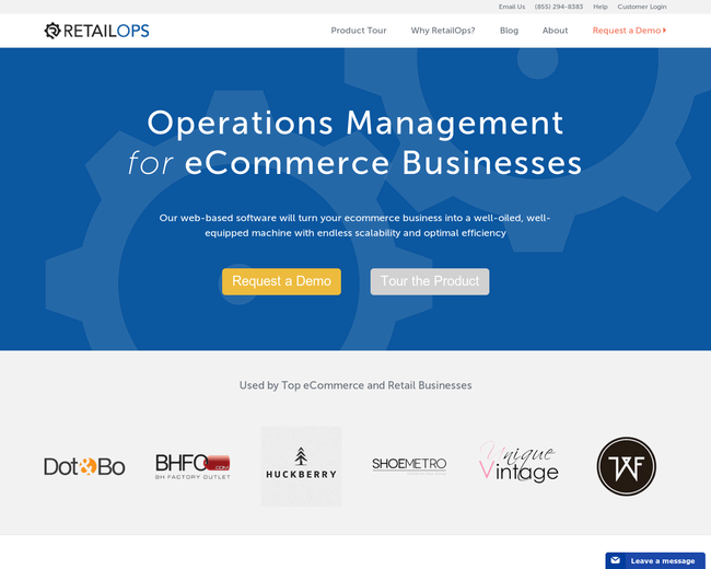 RetailOps