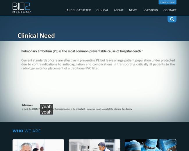 Bi02 Medical
