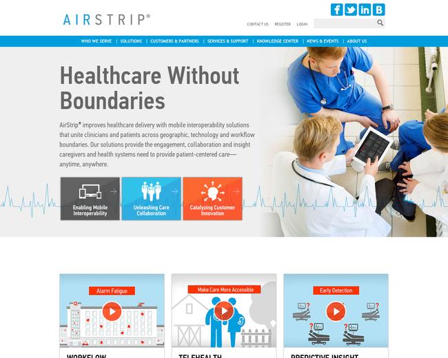 Airstrip Technologies
