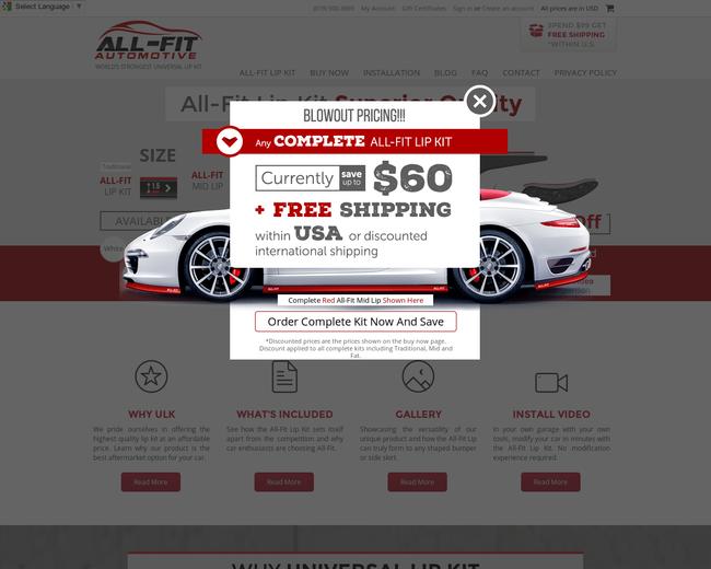 All Fit Automotive