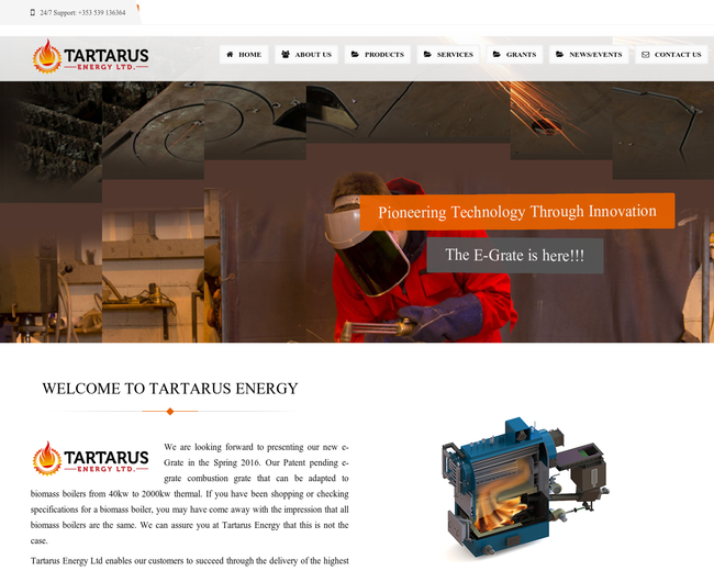 Tartarus Energy