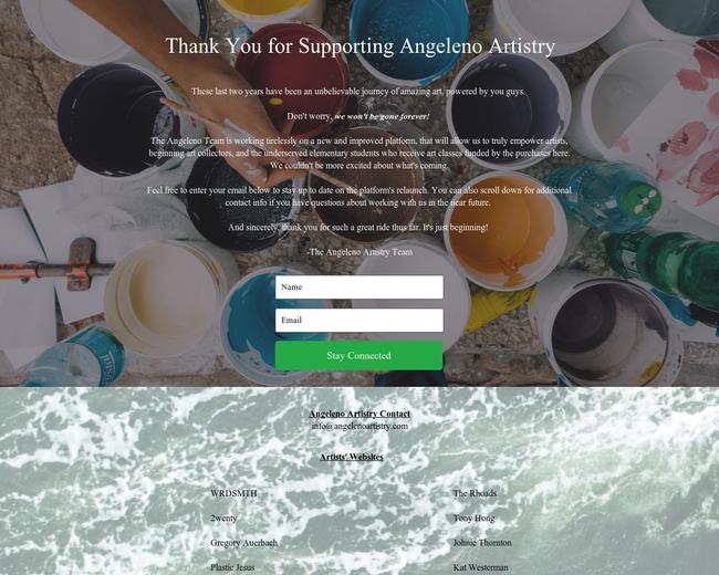 Angeleno Artistry