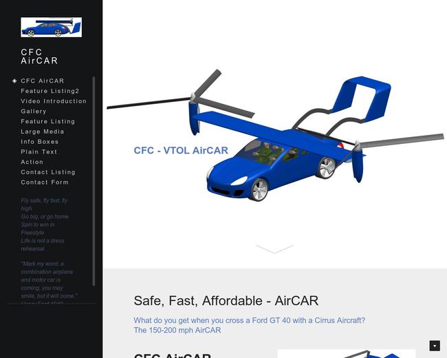 CFC LLC - AirCAR