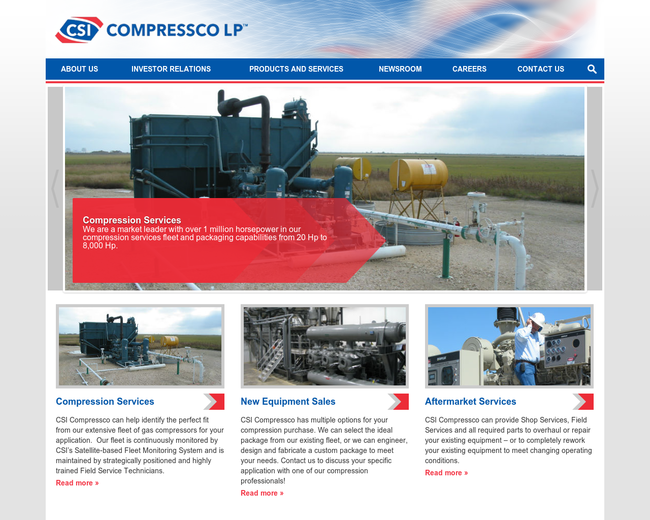 Compressco Partners