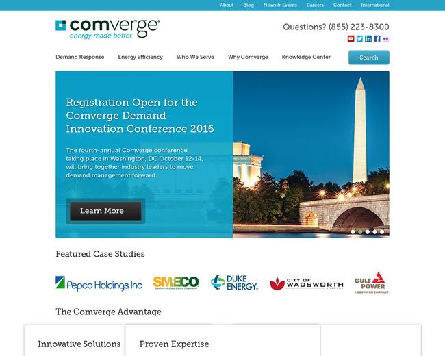 Comverge