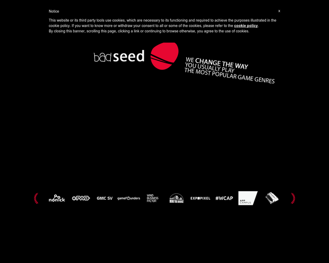 Bad Seed Entertainment