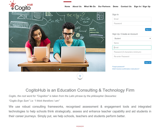Cogito Consulting & Technology