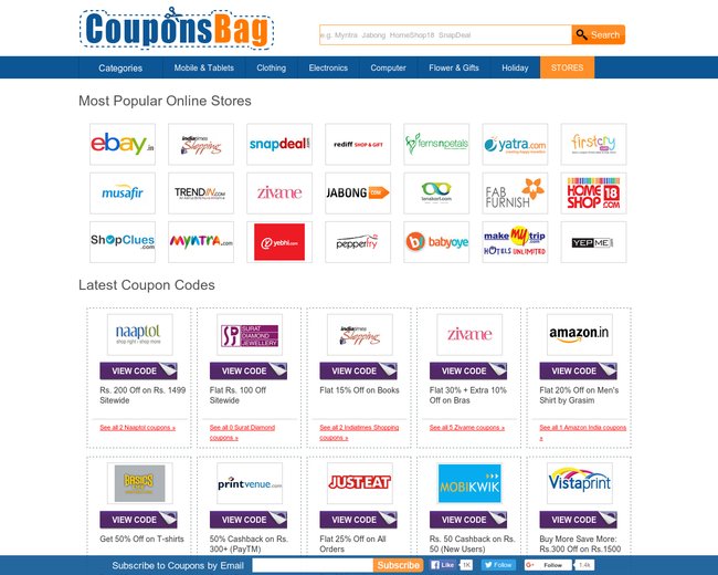 CouponsBag.in