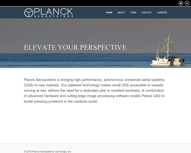 Planck Aerosystems