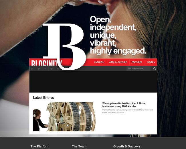 Bloginity
