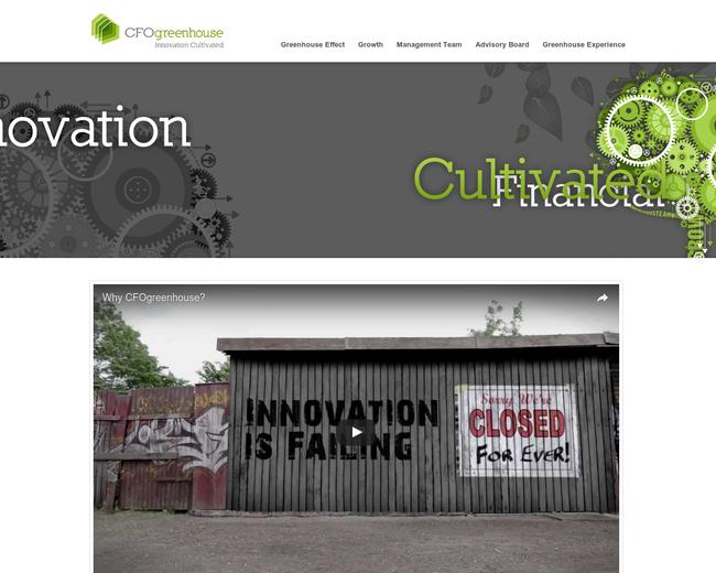 CFO Greenhouse