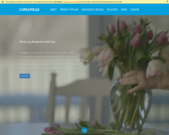 Cynapsus Therapeutics