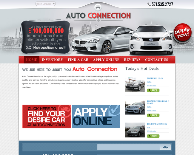 Auto Connection Manassas