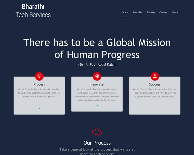 Bharathi Tech Services