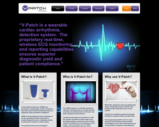 V-Patch Medical Systems