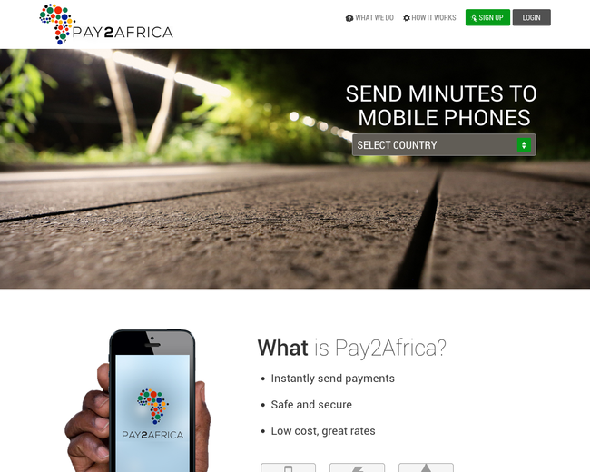 Pay2Africa