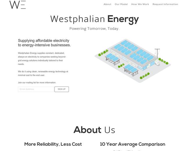 Westphalian Energy