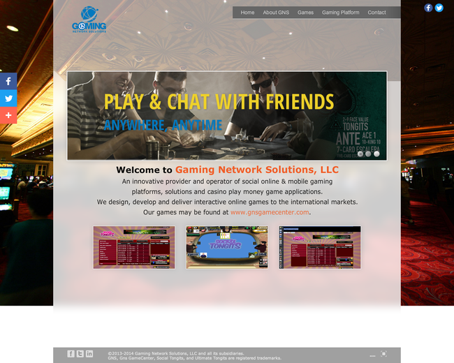 Gaming Network Solutions LLC
