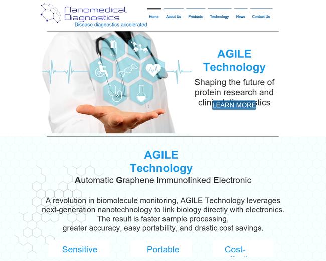Nanomedical Diagnostics