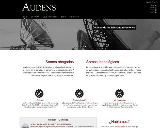 Audens