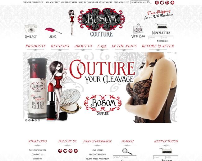 Bosom Couture