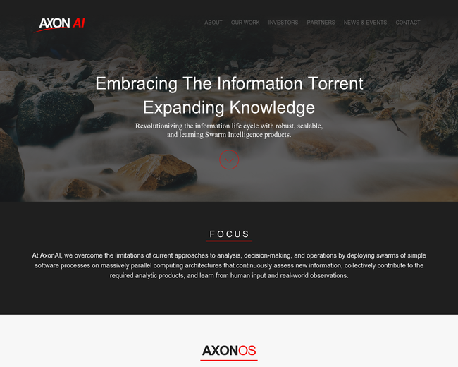 Axon Ghost Sentinel