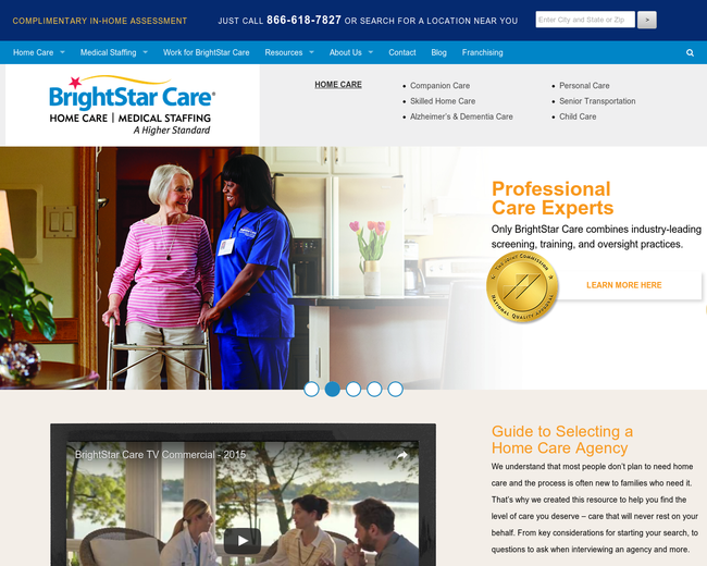BrightStar Care of Arlington