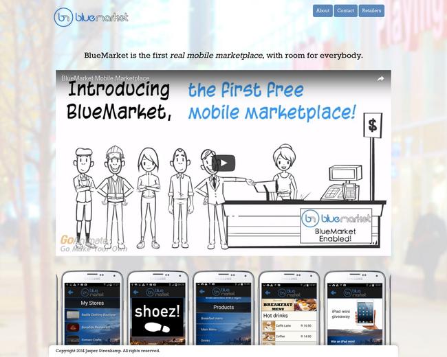 BlueMarket