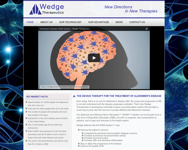 Wedge Therapeutics