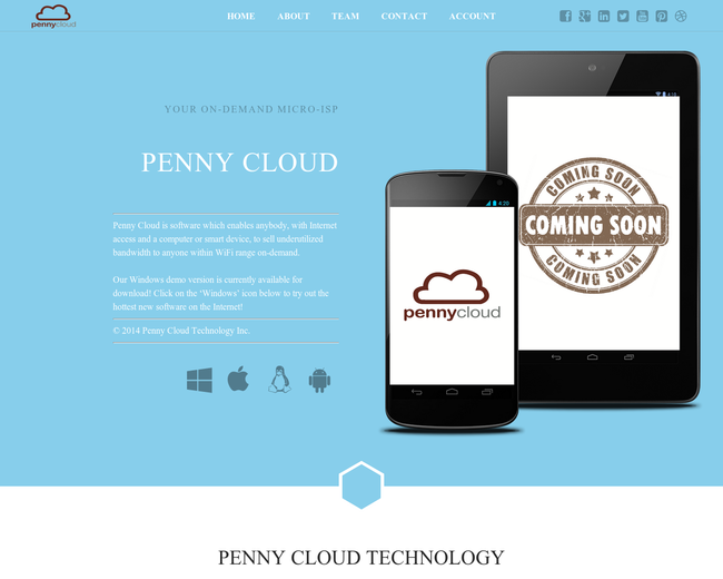 Penny Cloud Technology
