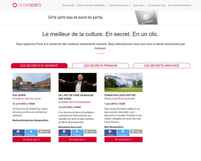 CultureSecrets