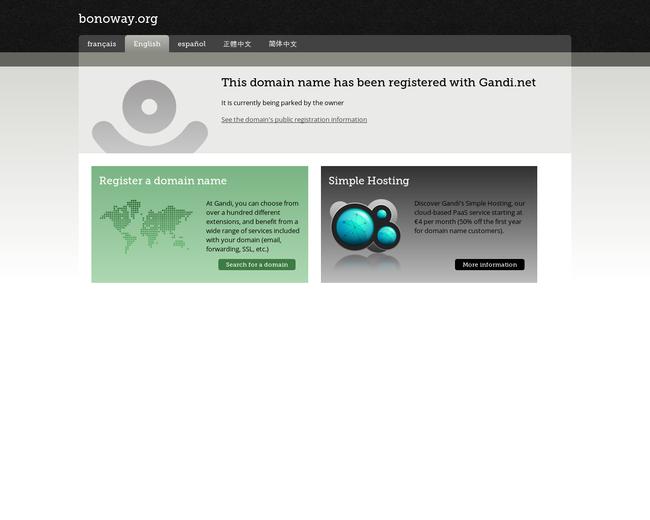 Bonoway