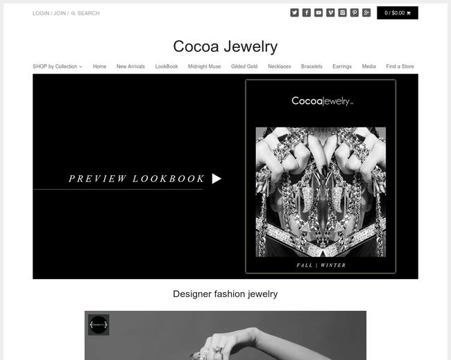 Cocoa Jewelry