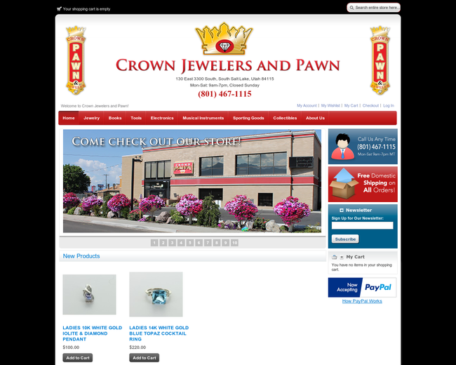 Crown Jewelers and Pawn