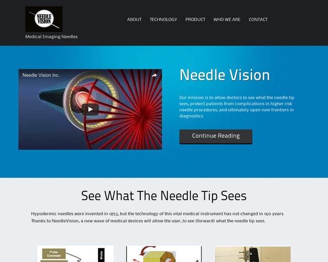 Needle Vision