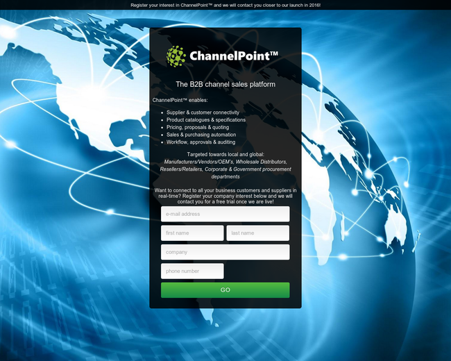 Channel Point Solutions
