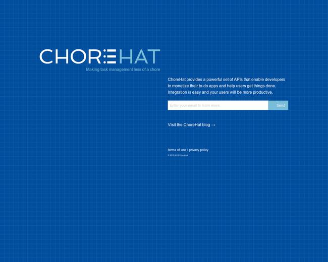 ChoreHat